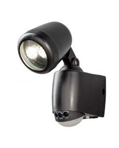 Konstsmide Prato 7693-750 sensorlamp zwart