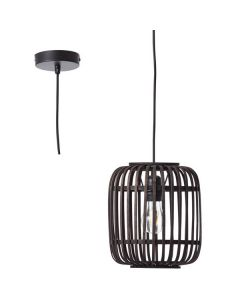 Hanglamp Woodrow zwart 21cm
