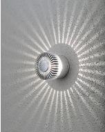 Konstsmide Monza 7900-310 wandlamp aluminium