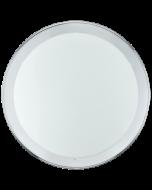 Eglo Planet wandlamp Basic 82944 chroom wit