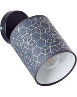 Spot Galance 86810/06 zwart 23cm