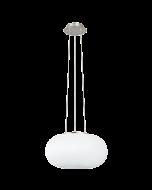 Eglo Optica hanglamp Style 86814 wit