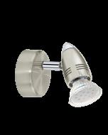 Eglo Magnum LED spot 92641 nikkel