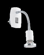 Eglo Mini 4 stekkerlamp 92934 wit