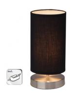 Brilliant Clarie 13247/06 tafellamp zwart
