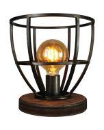 Freelight Birdie T5225Z tafellamp zwart