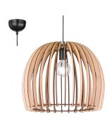 Trio Wood R30255030 hanglamp hout